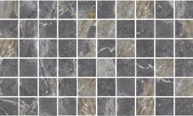 Dark Grey Marble PY60970 28х28