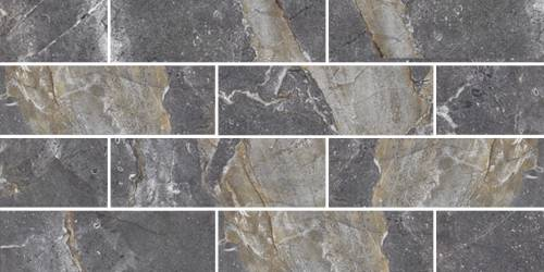 Dark Grey Marble PY60970 48х148